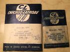 Vintage Collection Chicago-Latrobe 1/8 & 10 High Speed Straight Shank Drills