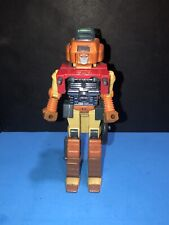 Transformers G1 Wreck-Gar Motorcycle 1986 Takara Made in Taiwan (Bin100)