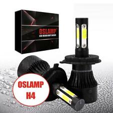 4 Side H4 9003 HB2 COB LED Car Headlight 1400LM Bulbs Lamp for Hi/ Lo Beam Power