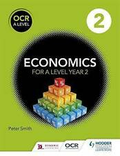 OCR A Level Economics Book 2 by Peter Smith (Paperback, 2015)