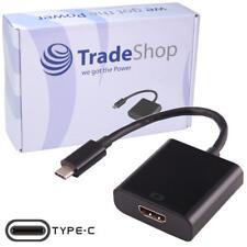 USB-C Typ C 3.1 auf HDMI Kabel Adapter HDTV 4K/60Hz für ASUS Zenbook 3 UX390UA