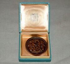 1868 Dominion of Canada Rifle Association Official Bronze Medal