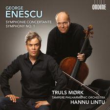 Enescu / Mork / Lint - Symphonie Concertante & Sym 1 [New CD]