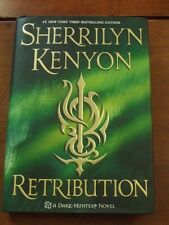 SHERRILYN KENYON - RETRIBUTION  - DARK HUNTER - 1ST EDITION HARD COVER