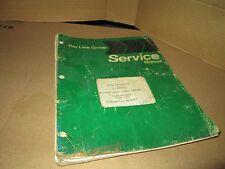 INTERNATIONAL MOTOR 573 , 573 B DIESEL  ENGINE SERVICE MANUAL BOOK 1975