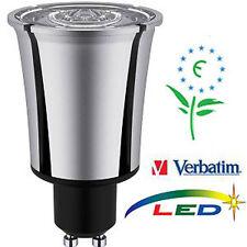 Ampoule Verbatim LED PAR16 GU10  8 Watt 4200K Blanc neutre ECONOMIQUE