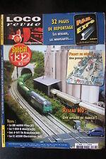 MODELISME FERROVIAIRE TRAIN MAGAZINE LOCO REVUE N° 738 de 2009