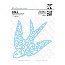 Filigrane Schwalbe / Filigree Swallow  Stanzschablone  von XCUT (XCU 503292)