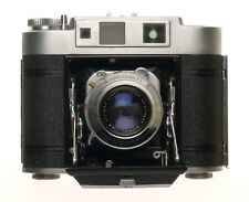 Aires Viceroy Folding Camera Coral 1:3.5 f=7.5cm Lens 6x6 or 4.5x6 Film Tokyo