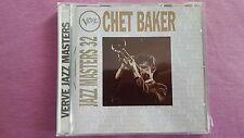 CHET BAKER - JAZZ MASTERS 32. CD VERVE