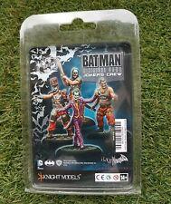 BATMAN Joker's Crew Miniature Game Knight Models Tabletop Figuren DC 35DC004 neu