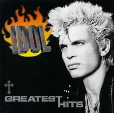BILLY IDOL : GREATEST HITS / CD - TOP-ZUSTAND