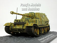 Panzerjager Elefant (Elephant) Tank 1/72 Scale Diecast Model by Altaya