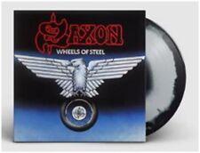 Saxon - Wheels of Steel - New Splatter Vinyl LP