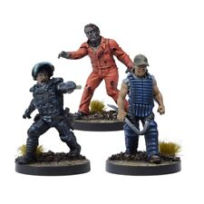 Mantic Games The Walking Dead guerra totale-Rick prigione Advisor GIOCO BOOSTER