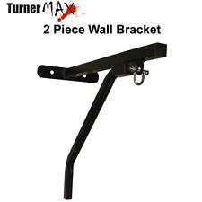 TurnerMAX Staffa Gancio Muro Resistente Acciaio Per Attrezzatura Completa Boxe
