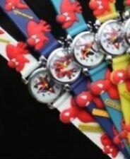 Reloj de Pulsera Spiderman Niño/Niñas. Correa Azul Oscuro. Regalo de Navidad. final De Stock