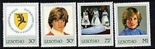 Lesotho 1982 Diana's 21st Birthday SG514a/7 MNH