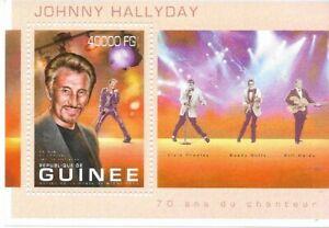 03° JOHNNY HALLIDAy ° 70. GEBURTSJAHR...