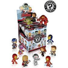 Figurines de télévision, de film et de jeu vidéo en emballage d'origine ouvert pour The Avengers