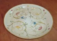 """AMERICAN SIMPLICITY FLORAL by Home OVAL DEEP SERVING PLATTER 15 3/8"""" X 12 3/4"""""""