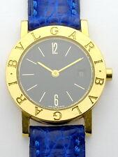 Bulgari Classic 18ct oro da donna Quarzo Orologio da polso ref. BB 26 GLD-circa 1990er J.