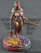 Kingdom Death - Rawhide Pin Up Pro Painted!