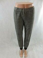 Sonia Rykiel Black/White Tweed Joggers NWT Size S