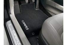 New Genuine Kia Ceed JDPE 2015- Set Of 4 Floor Carpet Mats A2143ADU10