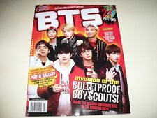 BTS  Special Collector's Edition Magazine with 2 FREE POSTERS  Brand New  K-POP
