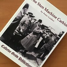 More details for original 2000 signed collector grade history book: the sten machine carbine