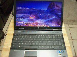 Elitebook 8540W i7 64bit 1TB  8gb