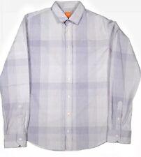 Men's HUGO BOSS ORANGE Shirt XXLarge NWT NEW $135+ ExtremeE Slim Fit