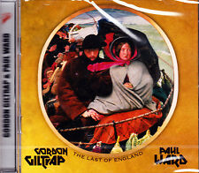 GORDON GILTRAP & Paul Ward The Last of England CD Nouveau neuf dans sa boîte/SEALED