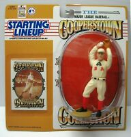 STARTING LINEUP 1994 HOF COOPERSTOWN CY YOUNG 1908 BOSTON RED SOX UNIFORM -  VGC