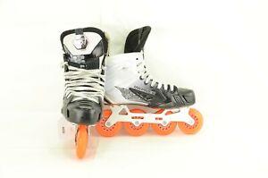 Mission Inhaler FZ-3 Roller Hockey Skates Senior Size 6.5 E (1007-4659)