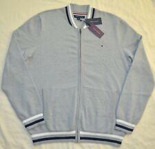 M XL 2XL New Tommy Hilfiger Mens bomber jacket zip up...