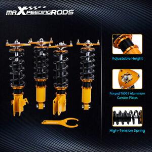 Coilover Coilovers Kit For Subaru Impreza WRX GE GV Wagon 4D 2.5L 2008-2013 2010