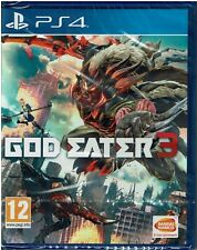 God Eater 3-PlayStation 4-ps4