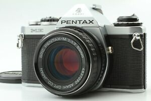 PENTAX ME w/ SMC PENTAX-M 50mm F/1.7 Standard Lens Kit 35mm SLR from Japan