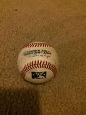 Baseball From New Orleans zephyrs Game (official Ball Pacific Coast League)