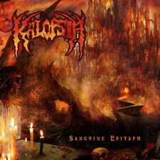 Kalopsia - Sanguinary Epitaph MCD