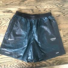 Nike x Undercover Gyakusou Shorts Midnight Spruce Size Large Men's