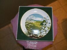 Royal Windsor Flowers of the South collector plate (Flowering Dogwood) 1 availab