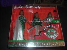 NEW IN BOX BARBIE SINGING SISTERS BARBIE  STACIE  KELLY