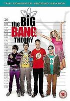 The Big Bang Theory Temporada 2 DVD Nuevo DVD (1000112576)