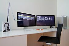 APPLE MAC 27 THUNDERBOLT Display LED SCREEN MONITOR A1407 A GRADE *M25 DELIVERY*
