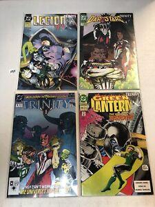 DC Universe Trinity (1993) 8 part storyline (VF/NM) Complete Set Green Lantern