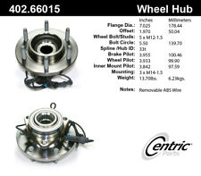 Axle Wheel Bearing And Hub Assembly Front Centric fits 06-10 Hummer H3