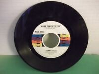 """Tommy Tate,Koko 2114,""""More Power To You"""",US,7"""" 45,1972 Funk classic,rare,MINT"""